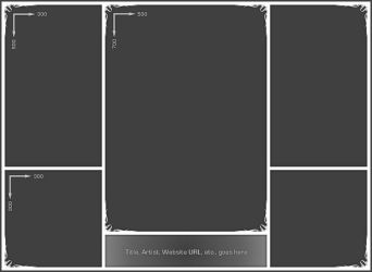 Photo Collage Template 02 by Neyjour