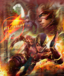 Flash (ID) by StrongAsLion