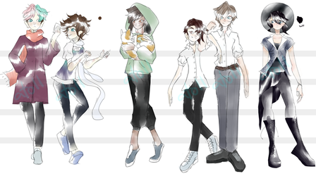 light color sketches by atollvik