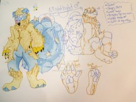 Nightlight Ref  by humble-abode