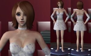 Sims 2 - Doll =Kurshitsuji/Black Butler by linkfangirltpoot