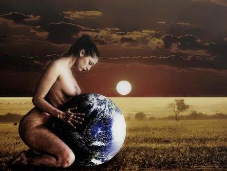 Mother Nature by Phoenix-ImageDesigns