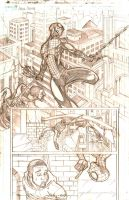 Amazing Spider-Man Sample page 1 by JazzRy