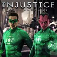 Injustice: Green Lantern Film (2011) Skin Pack by Rated-R4-Ryan