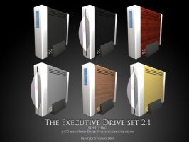 The Executive Drive Set 2.1 by thebigbentley