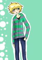 tweek tweak by FlamboyantBoy