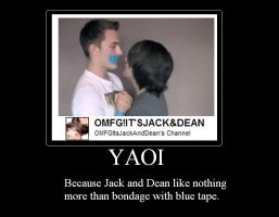 OMFG It's Jack and Dean YAOI by xElliexBaybeex