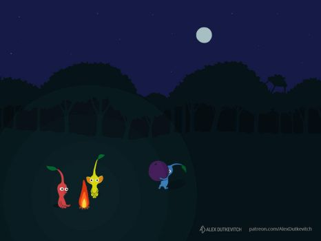 Lost [Pikmin] by giftedscholar