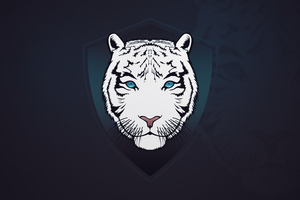 Tiger Logo by KhaledReese