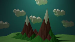 Low Poly Art by ToValhalla