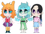 gacha things i never forgot to finish by TrexieTrickster