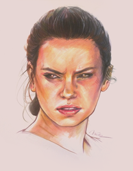 Rey by arseniic