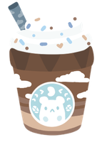 Cloud frappe by Bunaberry