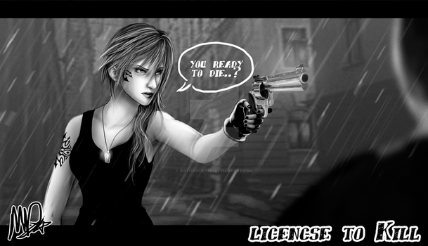 Lightning - License to Kill CG1 by OathBinder123