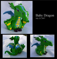 Baby Dragon by InfinityandOne