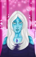 Blue Diamond from Steven Universe by Mayolika-Das