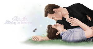 Cherik-Living to love you by RedPassion