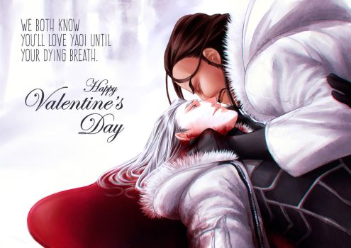 Valentine's Day: Dying Love by Tiamate