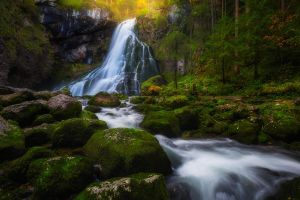 gollinger wasserfall III by roblfc1892