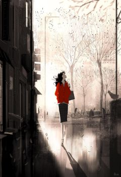 Fresh morning air. by PascalCampion