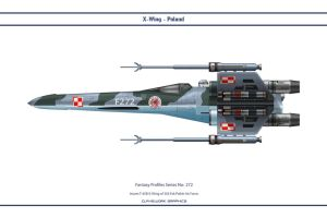 Fantasy 272 X-wing Poland by WS-Clave