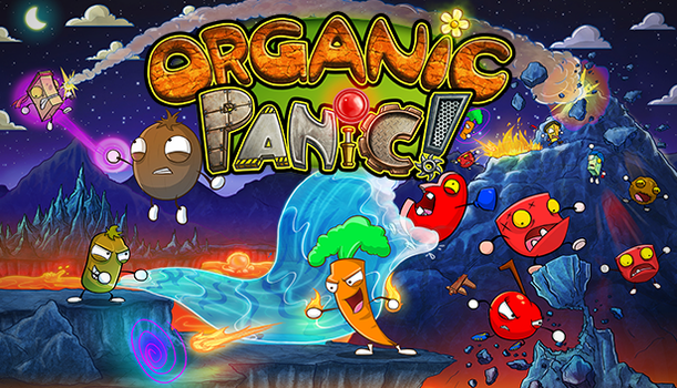 Organic Panic Cover image 5 (updated) by piratesofbrooklyn