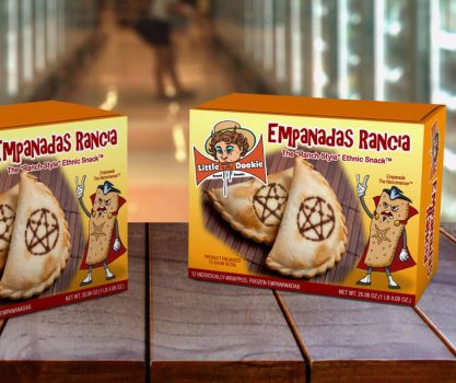 Little Dookie Empanadas Rancia by Gunderstorm