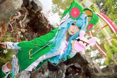 Yoshino - Date A Live by w2200354