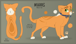 Marrs - Reference Sheet by PunkyPants