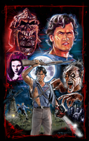 Army of Darkness Evil Dead 3 by jjportnoy