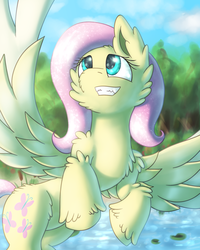 Flutters [MLP] by Shad0w-Galaxy