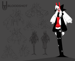 Bloodshot by frogtax