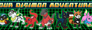 Our Digimon Adventure - Banner by Cachomon