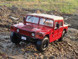 Hummer h1 by COMMANDER--WOLFE