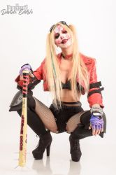 Harley Quinn by muscolo