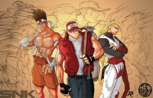 Fatal Fury Redux. by DonWily-ROBOTNIK
