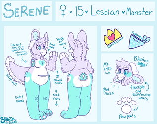 [45] Serene Ref 2018 by Serene-is-Sweet