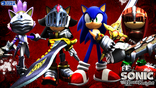 Chivalry Fighters by eggmanteen