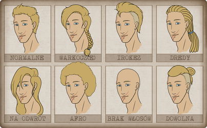 PS Hairstyle Meme - Cichy - for fun by Adela555