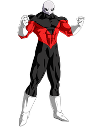 Jiren the gray. by ruga-rell