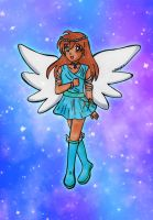 Prize: Sailor Aquila by Magical-Mama