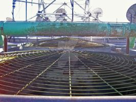 Caged Exhaust Fans by driftandflow