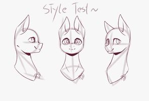 Style Test by PrettyShineGP