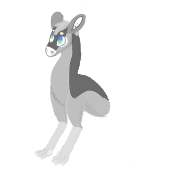 An attempt at lineless art by darknightfury4