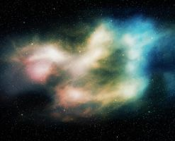 [stock] Nebula by DominikaAniola