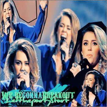 Miley Cyrus - Blend by MelinaBelieber