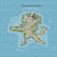 The Shrouded Isle by CharlesWayneRobinson