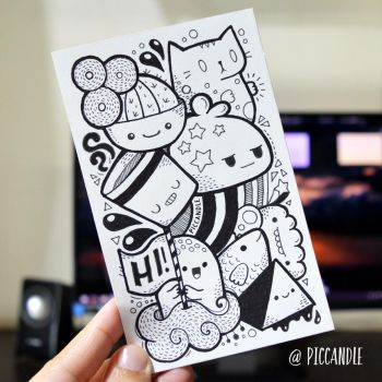 #ThrowbackThursday - Doodle by PicCandle