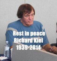 Richard Kiel 1939-2014 by EgonEagle
