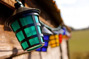 Lanterns by Hazza42